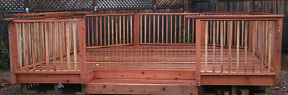 Patios Deck and Fences in Leamington