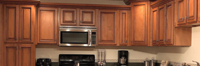 Kitchen Cabinets in Leamington